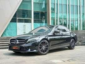 [OLXAutos] Mercedes Benz C200 1.5 W205 Bensin A/T 2019