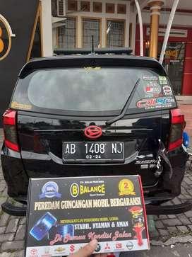 BALANCE DAMPER, Alat Tepat utk memperpanjang umur shock breaker Mobil