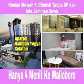 Hunian Exclusive Tengah Kota Yogyakarta Full Funish Terjamin