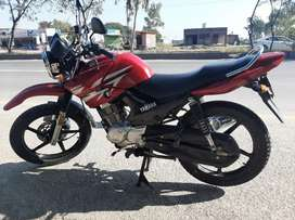 125yamaha YBR G..Good condition