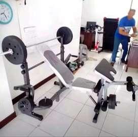 Alat fitnes benc press
