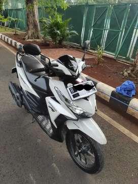 Honda Vario 150 Putih 2nd Plat Jaksel Siap Pakai