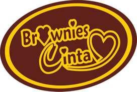 Lowongan Kerja  Sebagai Sales Outlet Brownies Cinta di Klaten