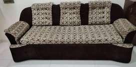 Vikas More Sofa cum Bed