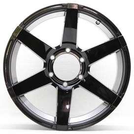 velg mobil ring 20 racing hsr fortuner triton pajero cicilan 0%