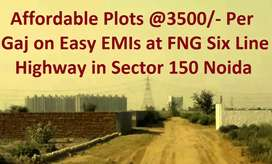 % New project launch offer plots 3500/-Rs per Gaj Delhi Noida Ncr +