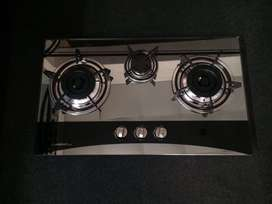 Gas counter top stove hob At factory price NEW