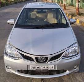 Toyota Etios Liva 1.4 VXD, 2015