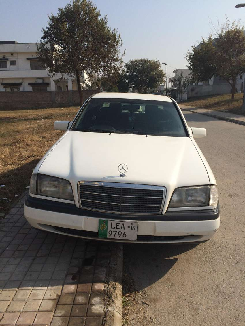 Mercedes 1996 imported in 2009 for sale 0