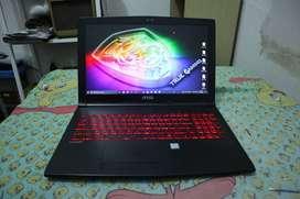 Laptop Gaming MURAH MSI GL62-7RC Second/Bekas Murah