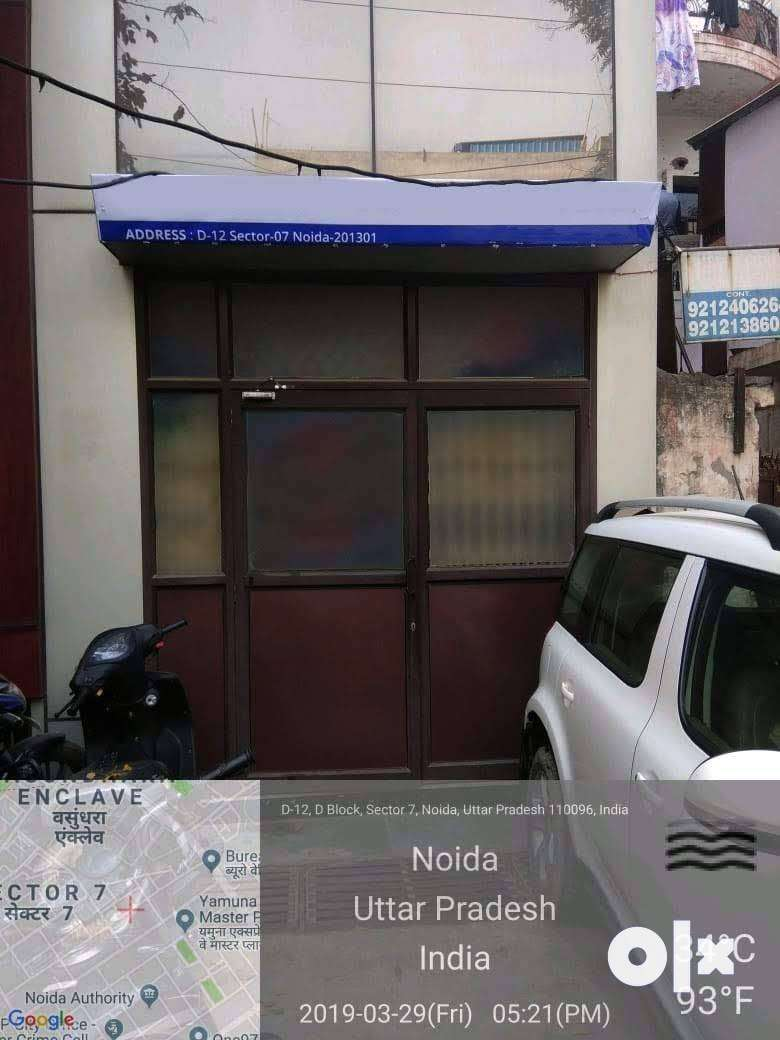 office furnished on rent for IT 0