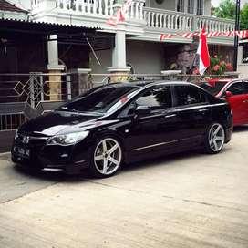 Dijual Cepat Honda Civic FD1 A/T 1.8