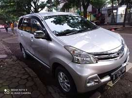 New avanza Type G manual 2013 silver mulus TOP