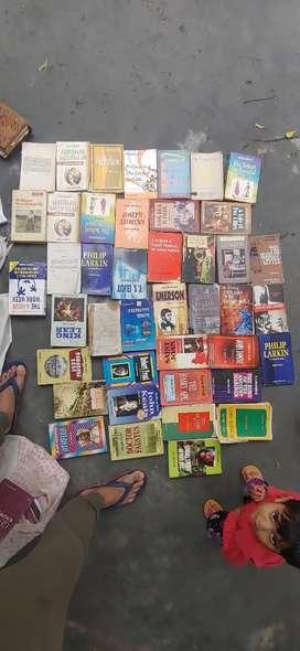 English literature, competition books