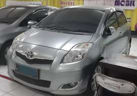 Yaris E Matic Tgn 1 Pmk 2011