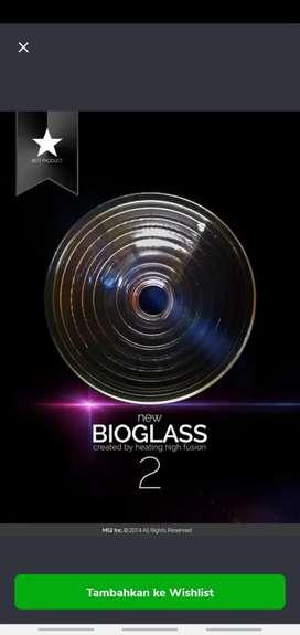 Bioglass 2S kesehatan