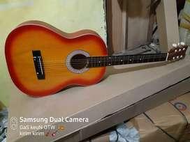 Gitar akustik yang murah buat belajar