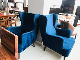 Wing chairs and sofa from homecenter 30-40% OFF