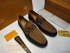 High class branded shoes available for sale.