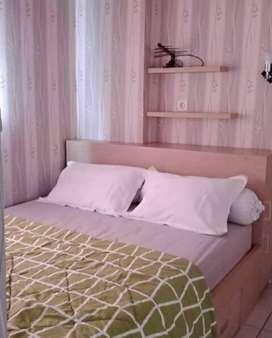 Hunian Apartemen Paling Oke | Green Pramuka City (2BR Jakarta Pusat)