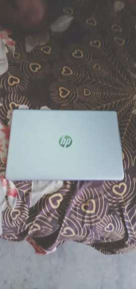new only 10 days hp laptop