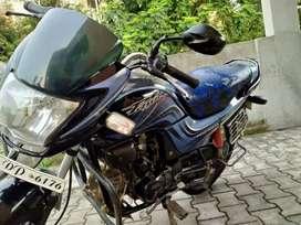 New condition bike Hero Honda pation pro