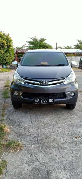 All New Avanza G MT. 2013. AD1. Istimewa.