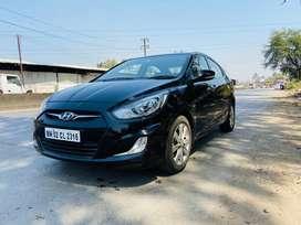 Hyundai Verna 2011-2014 1.6 SX CRDI (O) AT, 2012, Diesel