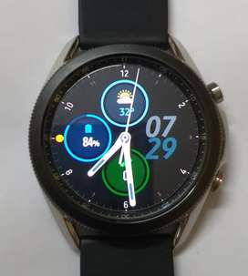 Samsung Galaxy watch 3 4g LTE 45mm