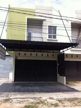 Disewakan Ruko 2 Lantai Di Pekanbaru