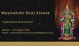 8.86 Cents Land available for sale near Meenakshi Mission Hospital and