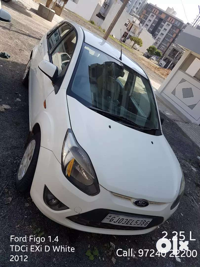 Single owner Ford figo Diesel car Morvi 0