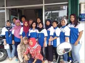 Laundry di Tangerang Citra Raya butuhkan karyawan untuk Setrika