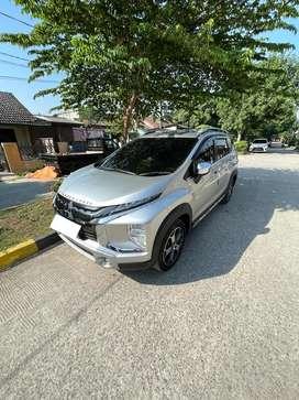 Xpander Cross Premium Package Tahun 2019 Mitsubishi Silver Terawat