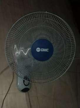 Kipas angin merk GMC kondisi bagus kencang