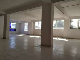 A 5000sq.ft office space is available for rent at harmu road