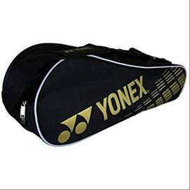 Yonex  Badminton Kit Bag   Double Compartment Badminton Kit Bag