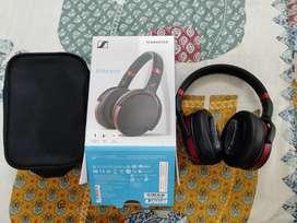Sennheiser HD 458 BT Over Ear Wireless Headphone