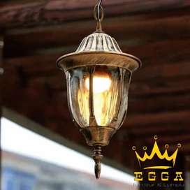 Cod Lampu Gantung Dan Dinding Antik Klasik Hias Joglo