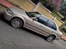 Honda City 1.5 E MT, 2001, Petrol