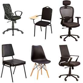 CHAIRS -Brand new warrantied collection
