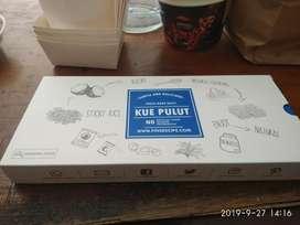 Kotak makanan ( lunch box ) & paper cup