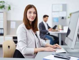 Quickly required personal secretary female