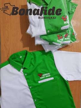 Konveksi Surabaya, Kemeja Surabaya, Custom Polo Lacos, Lacos Murah