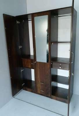 3 Door Wardrobe FACTORY SALE LIMITED PERIOD OFFER!!!