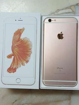 iPhone 6s Plus available with all accessories