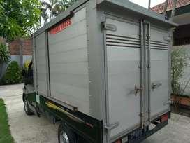 Box Alumunium Granmax Pick Up (Semi Box)