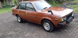 Corolla DX KE 70 Th 1980