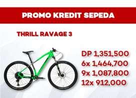 SEPEDA THRILL RAVAGE 3