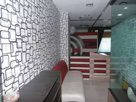 Superb Furnished office space available on Rent